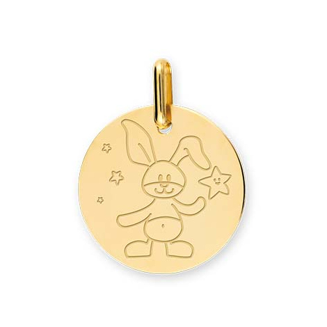 Médaille Lapin