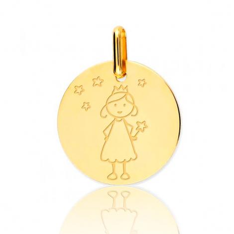 Médaille Princesse Or