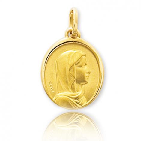 Médaille vierge  Or Jaune  Kiana -660084