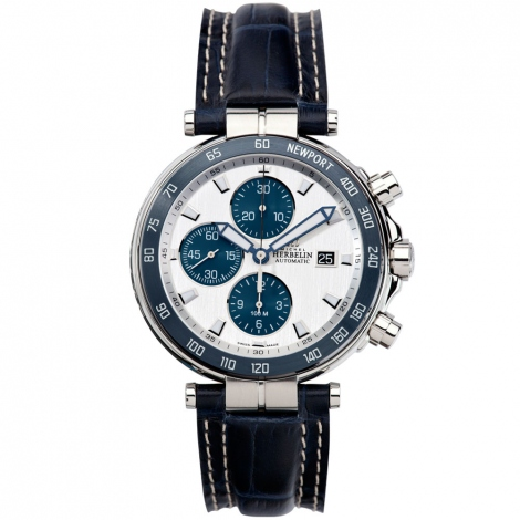 Michel Herbelin Newport Homme Automatique Chronographe - 255/RB42