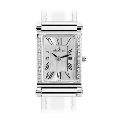 Montre Antares Personalisable- Boîtier Steel Edition Diamants