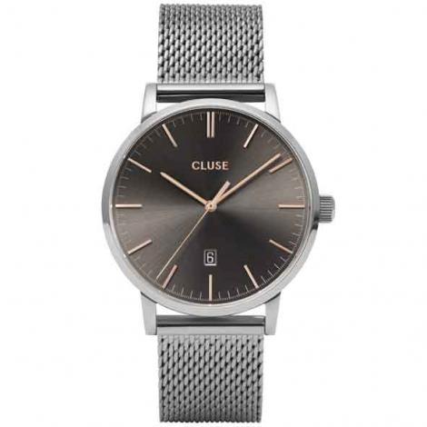 Montre Aravis mesh silver dark grey/silver -  - CW0101501003