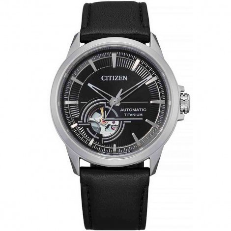 Montre Citizen Super Titanium 41 mm- NH9120-11E