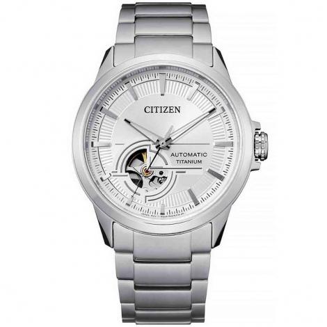 Montre Citizen Super Titanium 41 mm- NH9120-88A