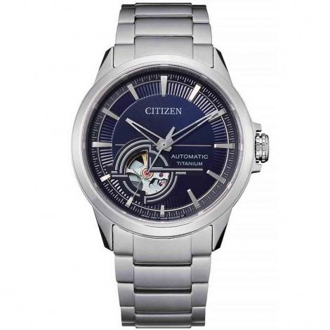 Montre Citizen Super Titanium 41 mm- NH9120-88L