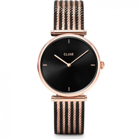 Montre Cluse Cluse Triomphe Mesh Rose Gold - 33 mm - CW0101208005