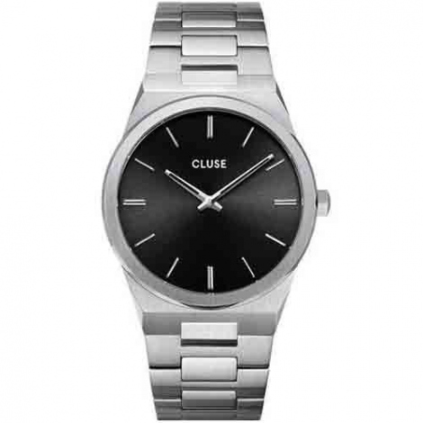 Montre Cluse Homme Vigoureux Steel - Dark Grey - CW0101503006
