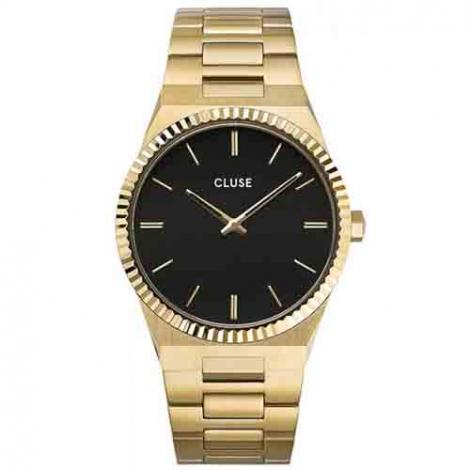 Montre Cluse Homme Vigoureux Steel Gold Black - CW0101503007