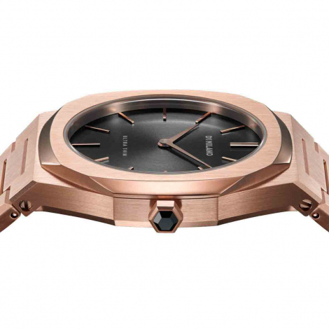 Montre D1 Milano Rose Night Ultra Thin 34