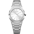 Montre D1 Milano Silver Night Ultra Thin 34 UTBL08- Femme  Quartz- cadran Blanc- 34 mm - Acier inoxydable