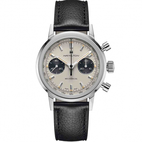 Montre Hamilton American Classic Intra-Matic Chronograph 40 mm- H38429710