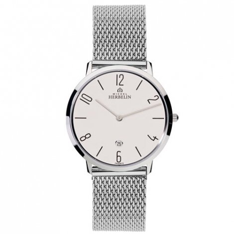 Montre Herbelin City Quartz-38,7 mm - Homme - 19515/21B