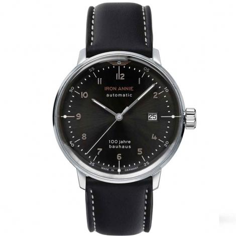 Montre Iron Annie Bauhaus  Automatique Cadran Noir - 5056-2