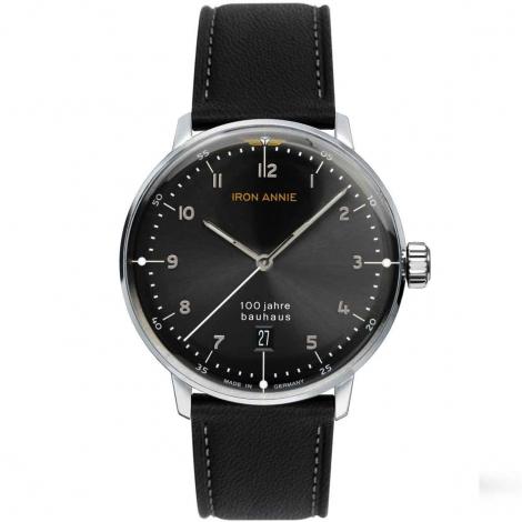 Montre Iron Annie Bauhaus  Quartz Cadran Noir - 5046-2