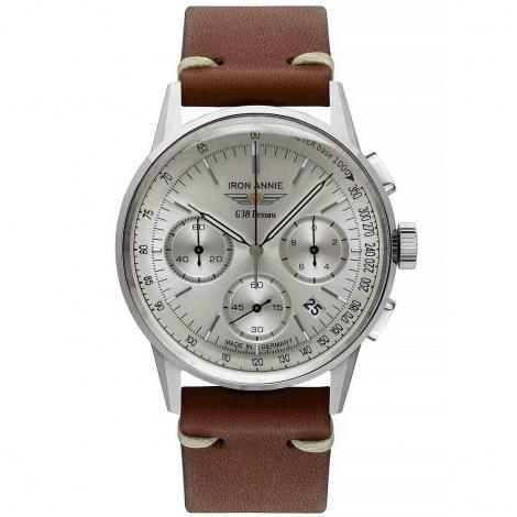 Montre iron Annie Chronograph Quartz Cadran Bleu - 5376-1