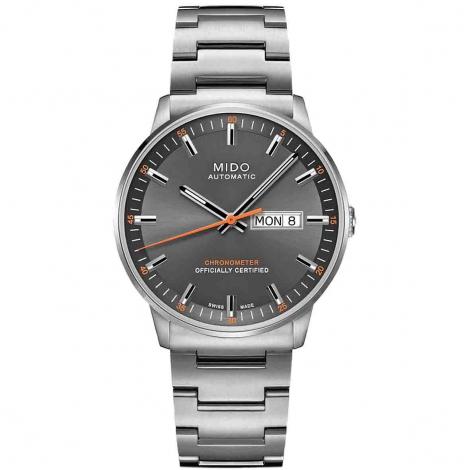Montre Mido Commander Chronometer Cosc 40 mm- M021.431.11.031.01