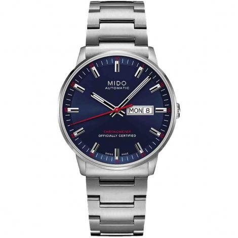 Montre Mido Commander Chronometer Cosc 40 mm- M021.431.11.041.00
