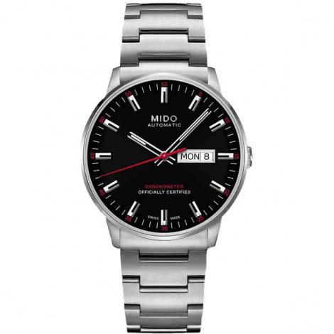Montre Mido Commander Chronometer Cosc 40 mm- M021.431.11.051.00