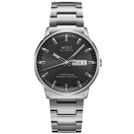 Montre Mido Commander Chronometer Cosc  40 mm- M021.431.11.061.00