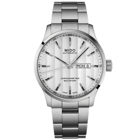 Montre Mido Multifort Chronometer 1 42 mm- M038.431.11.031.00