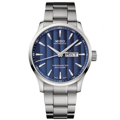 Montre Mido Multifort Chronometer 1 42 mm- M038.431.11.041.00