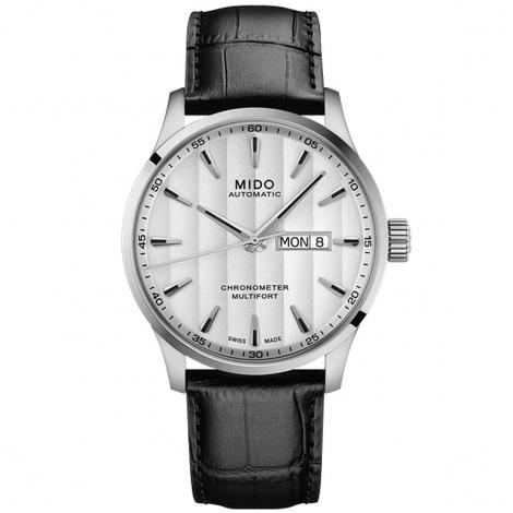 Montre Mido Multifort Chronometer 1 42 mm- M038.431.16.031.00