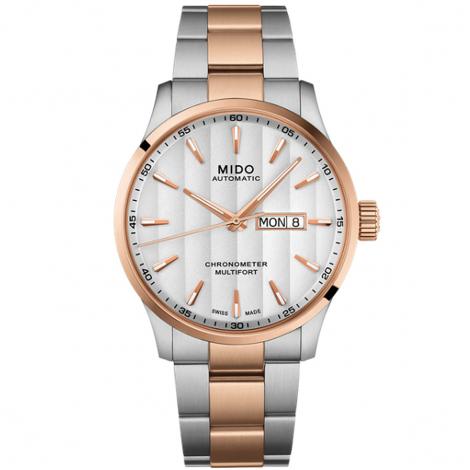 Montre Mido Multifort Chronometer 1 42 mm- M038.431.22.031.00