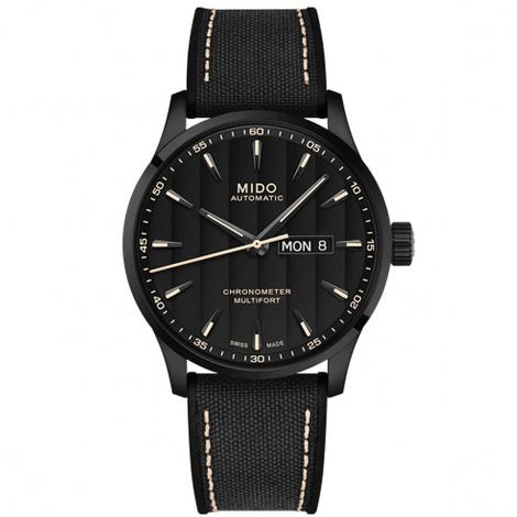Montre Mido Multifort Chronometer 1 42 mm- M038.431.37.051.00