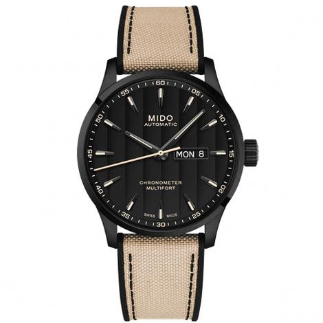 Montre Mido Multifort Chronometer 1 42 mm- M038.431.37.051.09