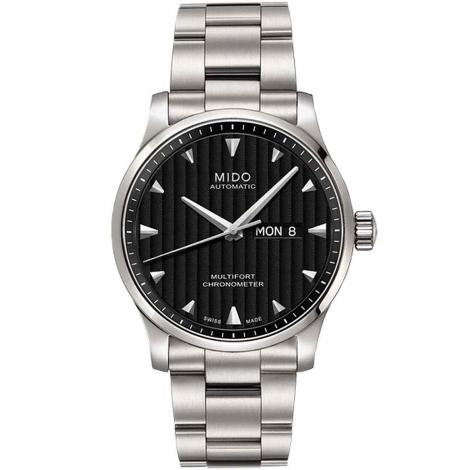 Montre Mido Multifort Chronometer 42 mm- M005.431.11.441.00