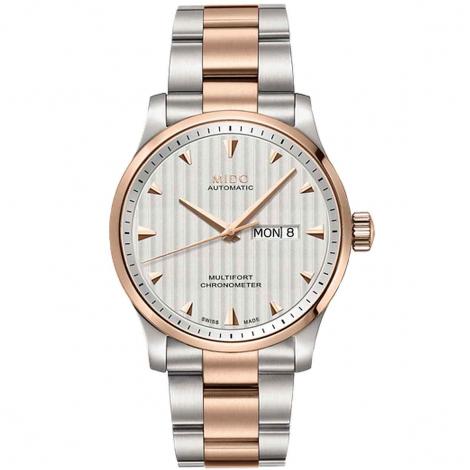 Montre Mido Multifort Chronometer 42 mm- M005.431.22.031.00