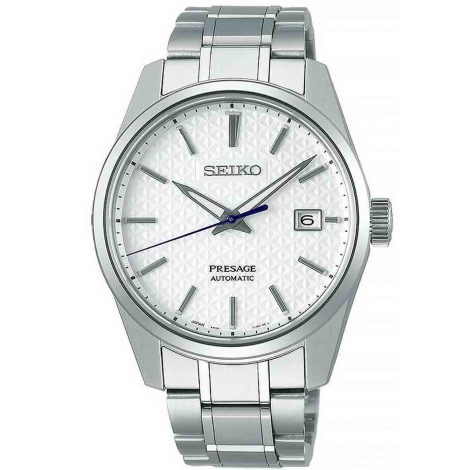Montre Seiko Presage SPB165J1 Cadran Blanc - 39.20 mm