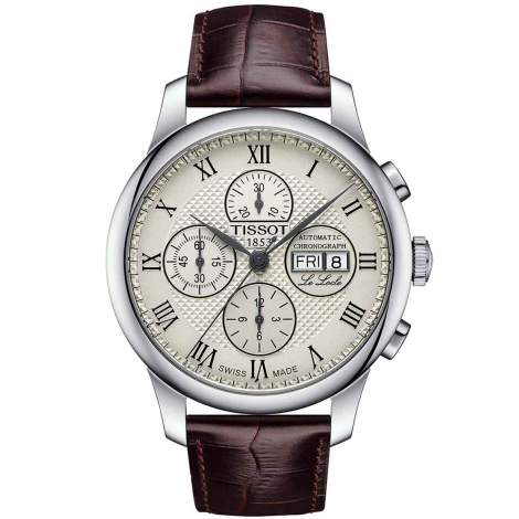 Montre Tissot Le Locle  42.3 mm Homme - T006.414.16.263.00