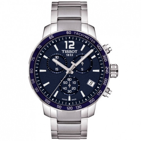 Montre Tissot Quickster Chrono T095.417.11.047.00