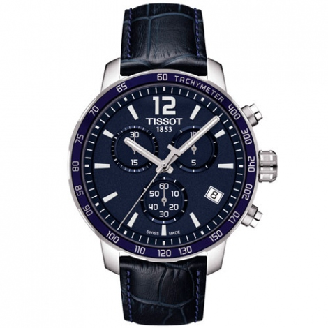 Montre Tissot Quickster Chrono T095.417.16.047.00