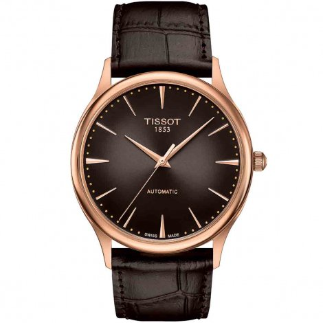 Montre Tissot T-Gold Or 18 cts 39.8 mm - T926.407.76.291.00