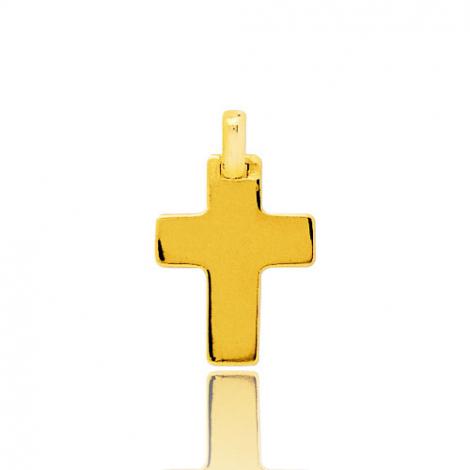 Pendentif Croix Or Jaune Shanna