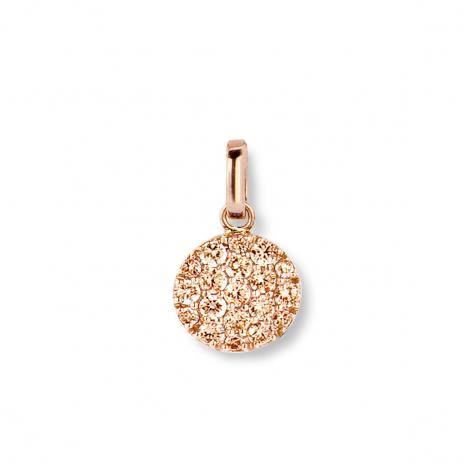 Pendentif Diamants Bruns One More  - Eolo - 92E208A3