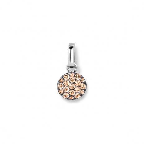 Pendentif Diamants Bruns One More  - Eolo - 92E506A3