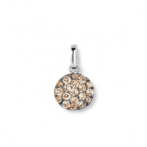 Pendentif Diamants Bruns One More  - Eolo - 92E508A3