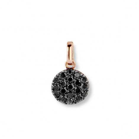 Pendentif Diamants Noirs One More  - Eolo - 92E208A2