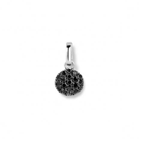 Pendentif Diamants Noirs One More  - Eolo - 92E506A2
