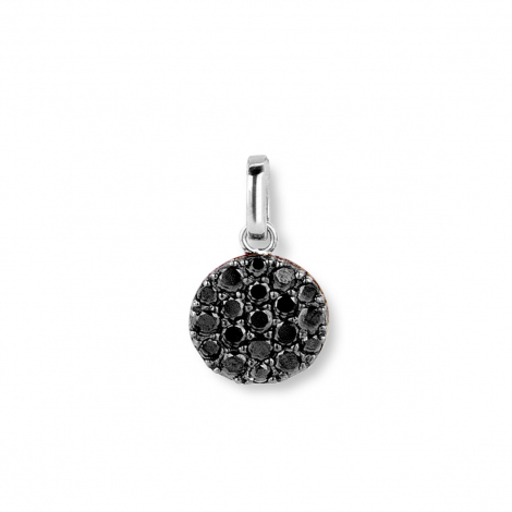 Pendentif Diamants Noirs One More  - Eolo - 92E508A2