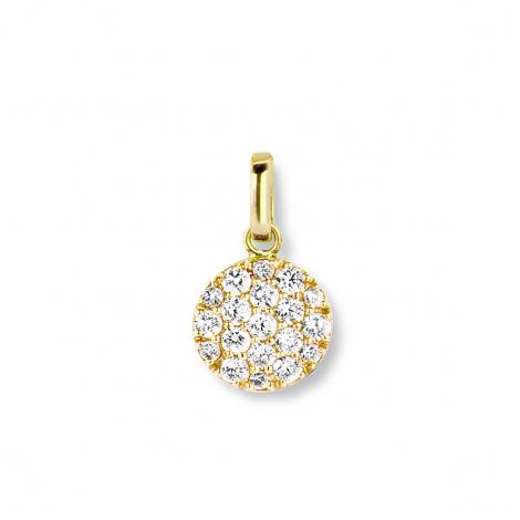 Pendentif Diamants One More  - Eolo - 92E908A