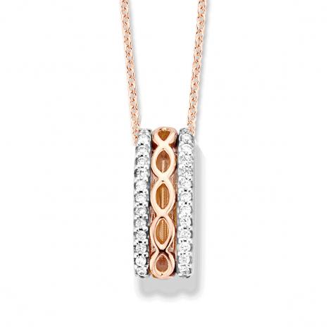 Pendentif Diamants One More  - Ischia - 059252A