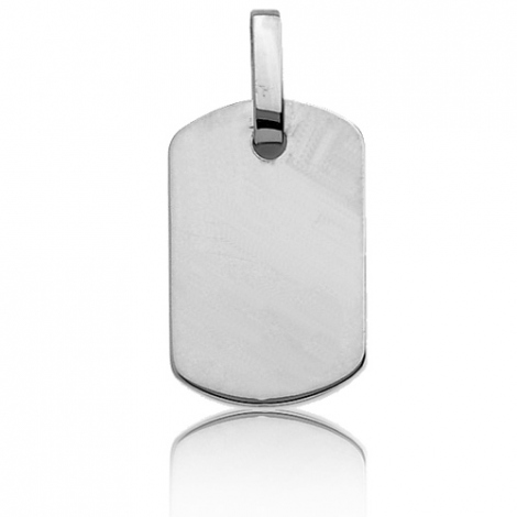 Pendentif Or Blanc 1.55 g  Marina - 661074