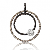 Pendentif Or Blanc diamant  0.88 ct Ysaline