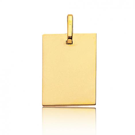 Pendentif or jaune 18 carats
