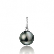 Pendentif perle de Tahiti 9-10 mm Maraetinia- B65311
