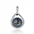 Pendentif perle de Tahiti 9.5 mm Vatina- 220884-2